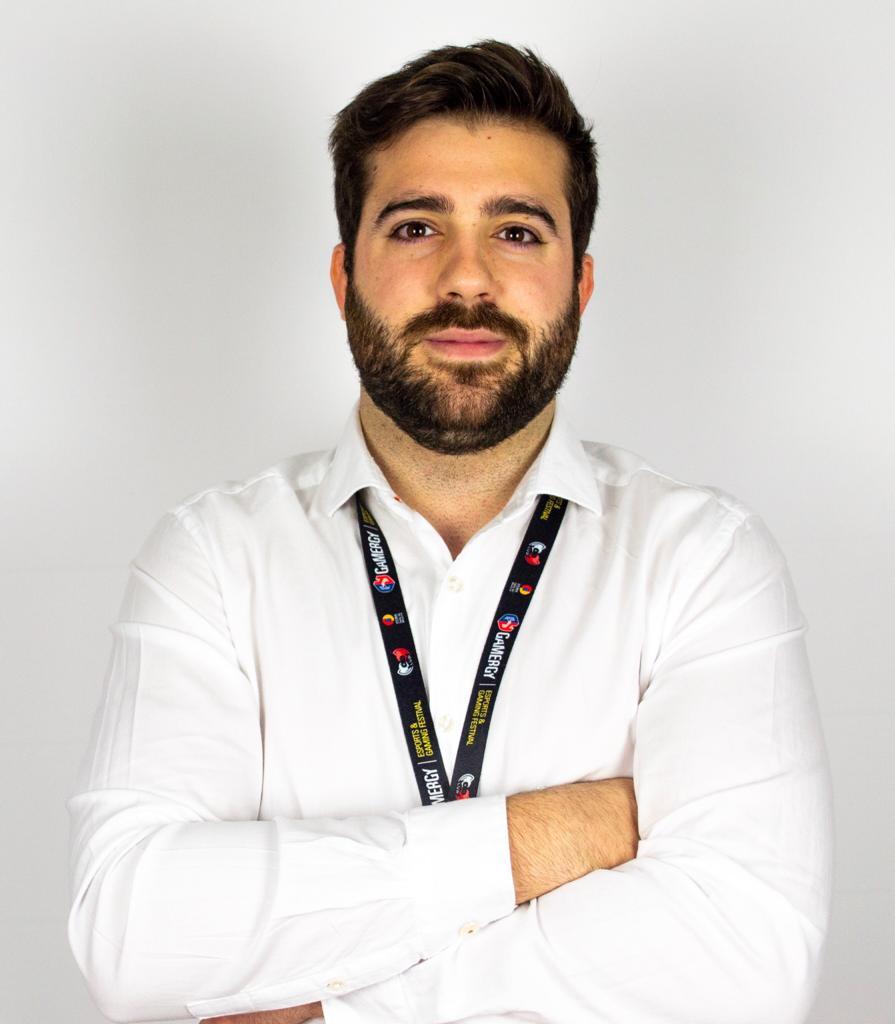 Luis García, CEO de Arctic Gaming